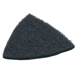 Abrasivo de lana triangular...