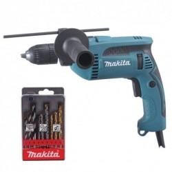 Taladro percutor 680W 13mm...
