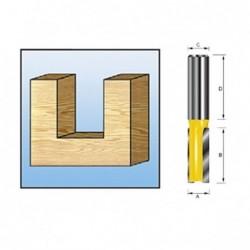 Fresa recta un filo D-10039