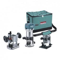 Fresadora 6 y 8 mm RT0700CX2