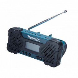 Radio de trabajo 10,8V...
