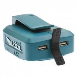 Adaptador batería USB 18V...