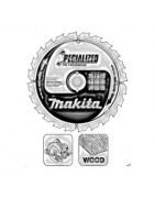 Discos Sierras Cir. Specialized Construccion Makita