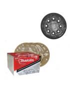 Lijadoras rotorbitales y lijadoras de disco Makita