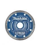 Discos de diamante para 4190DW, 4191DWA y CC300DWE Makita